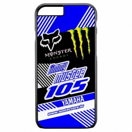 Coque motocross X-Treme1 bleu
