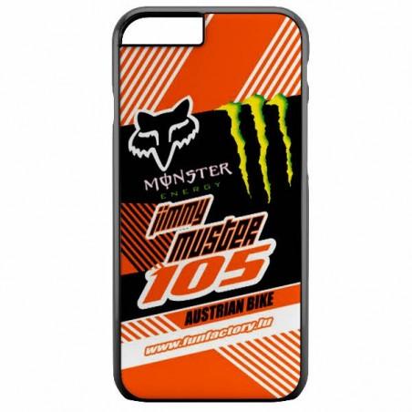 Coque motocross X-Treme1 orange