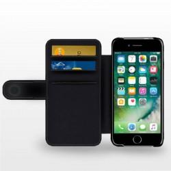etui cuir personnalisé iphone 8  plus