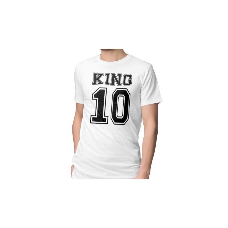 T-SHIRT KING QUEEN selbst gestalten