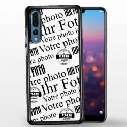 huawei p20 pro coque silicone personnalisée