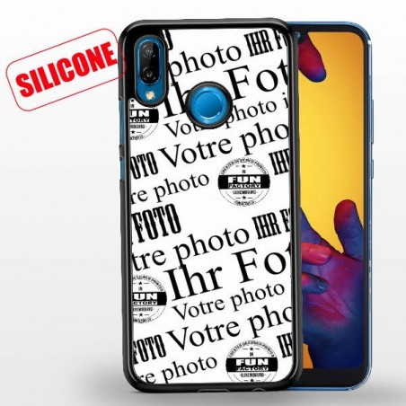 coque silicone huawei p20 lite