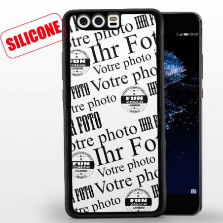 coque silicone huawei p10