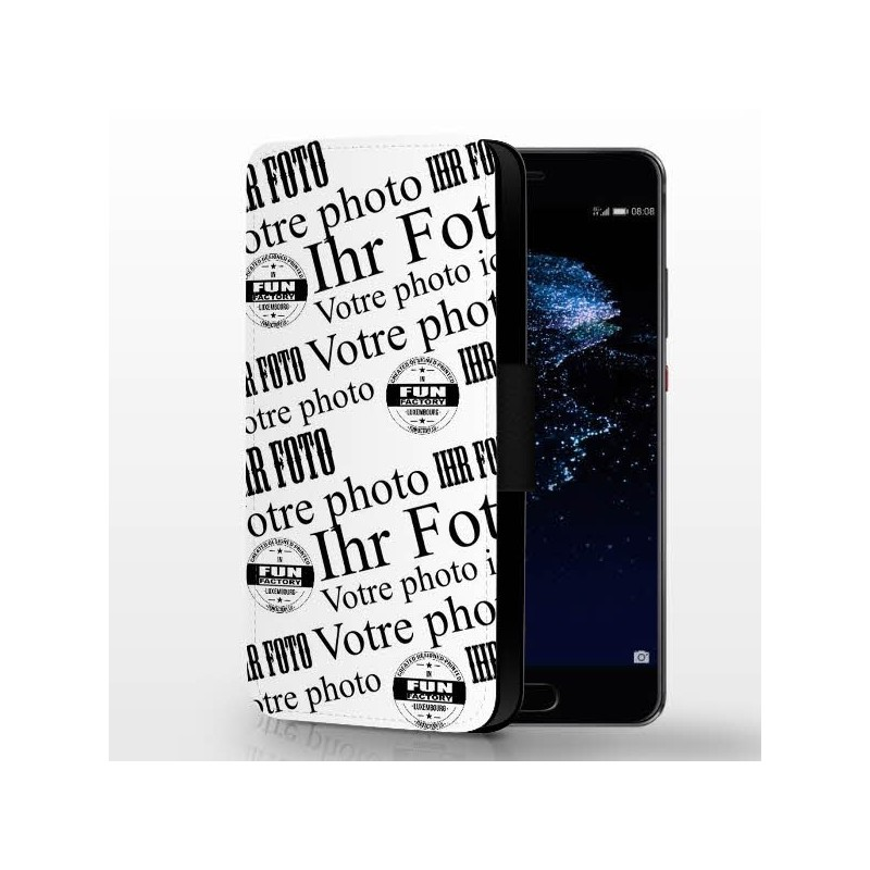Huawei P10 Lederetui