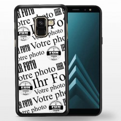 galaxy A6 coque silicone