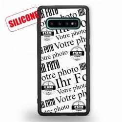 Galaxy S10 plus Silikonhülle gestalten