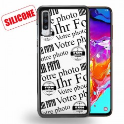 galaxy A70 coque silicone