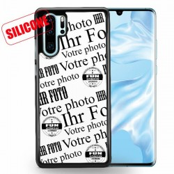 huawei p30 pro coque silicone personnalisée