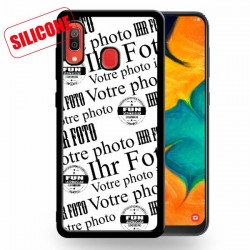 galaxy A30 coque silicone