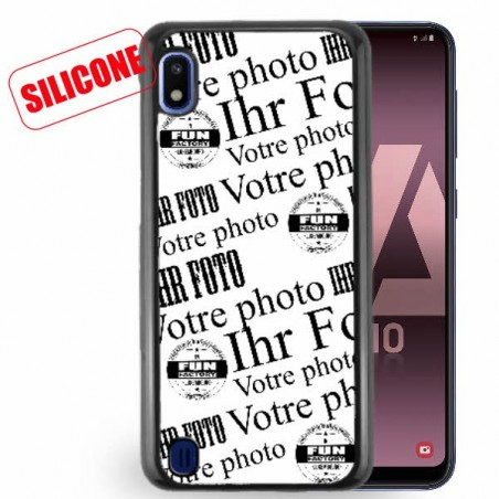 coque silicone galaxy A10 (2019)