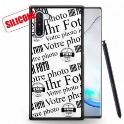 coque silicone personnalisé galaxy note 10