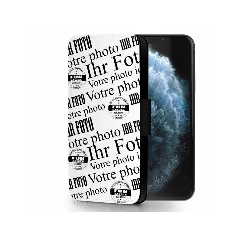 iphone 11pro étui-cuir personnalisé