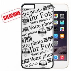 iphone 6 / 6S plus coque silicone personnalisée