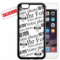 iphone 6 / 6S coque silicone personnalisée