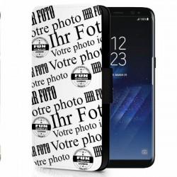 Galaxy S8 plus Flipcase Cover selbst gestalten