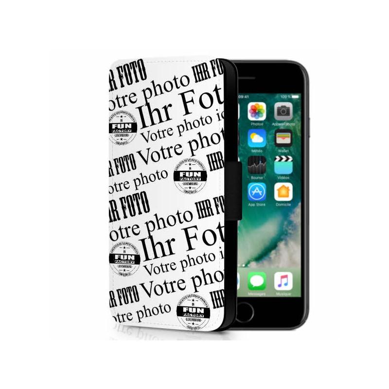 iphone7 étui-cuir pérsonnalisé