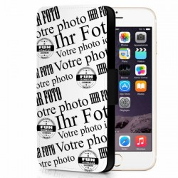 IPhone 6 Flipcase Cover personalisieren