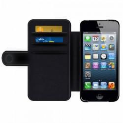 étui-cuir personnalisé iphone5 / 5se
