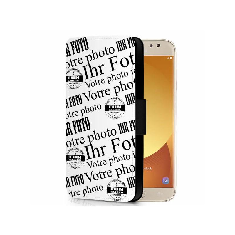 Galaxy J7 Flip Cover gestalten