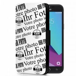Galaxy J3 Handy Hülle zum aufklappen gestalten