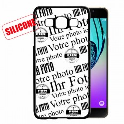 galaxy A5 coque silicone