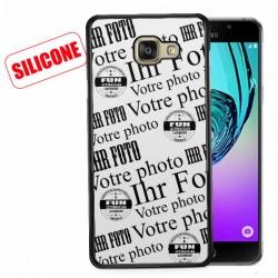 silikon Hülle mit Foto Galaxy A5 2016