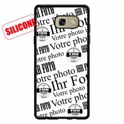 coque silicone personnalisée Galaxy A5 2017
