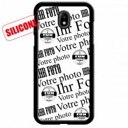 coque silicone personnalisée Galaxy J7