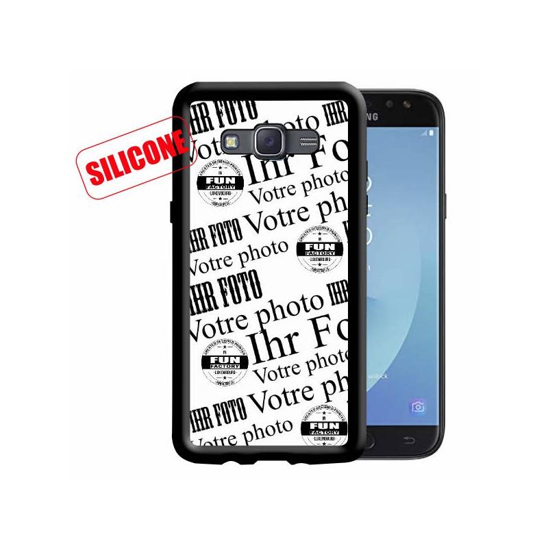 Galaxy J5 Silikon Case gestalten