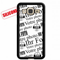 coque silicone galaxy J3-2016