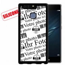 silikon Hülle gestalten Huawei P9