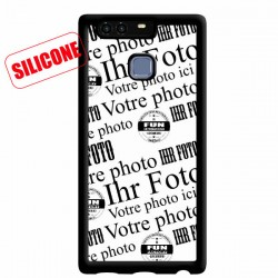 coque silicone photo Huawei P9