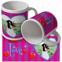 Tasse mit eigenem Foto