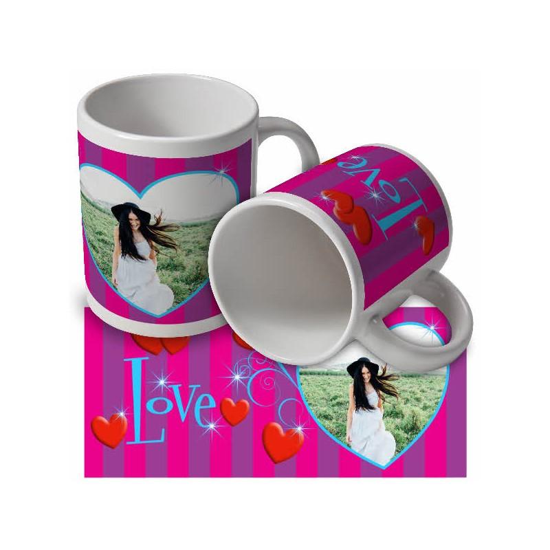 MUG Love personnalisable