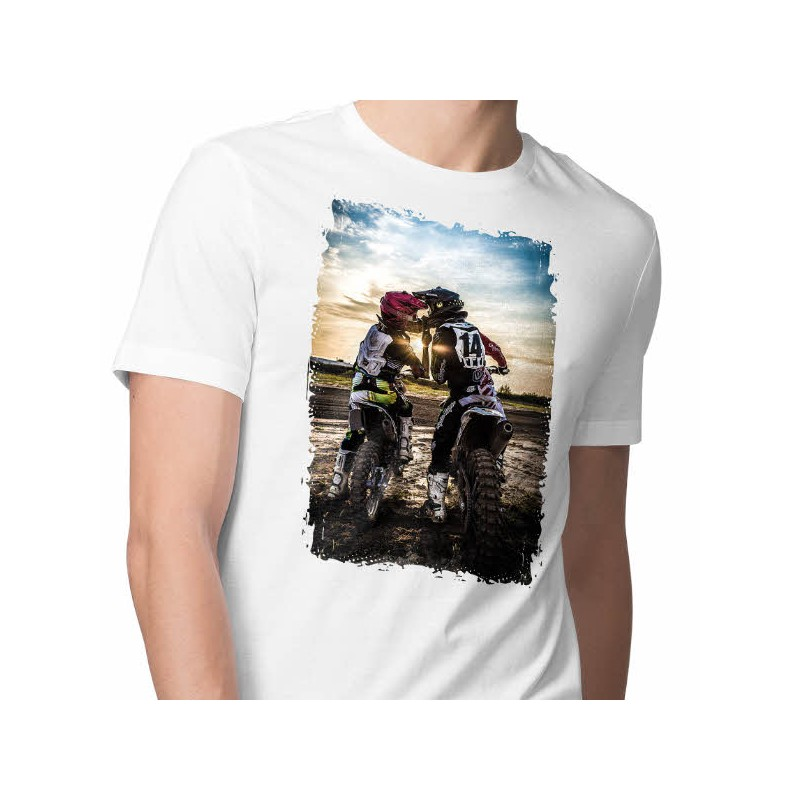 T-shirt personnalisé photo