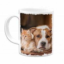 tasse best friend chien