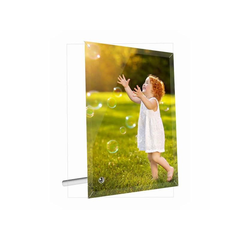 photo imprimée sur verre