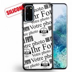 Galaxy S20 Smartphone Cover gestalten