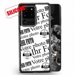 Galaxy S20 Ultra Silikon Cover gestalten