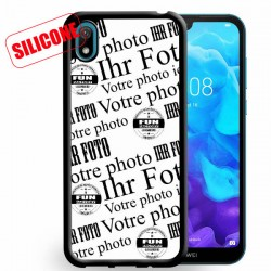 coque silicone personnalisée avec photo Huawei Y5