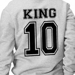 pullover homme king & queen