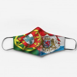 masque portugal personnalisé