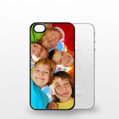 coque silicone personnalisé iphone 4 /4s